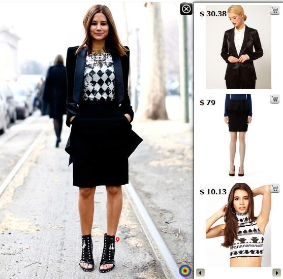 Street Style - Shop matching products in this pic at http://www.stylediggin.com/grunge-all-the-way/