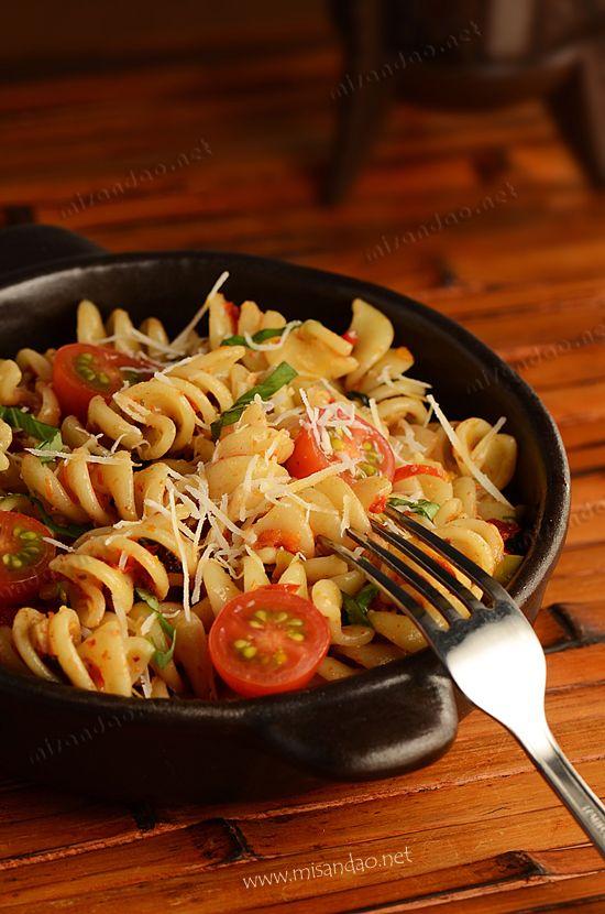 ... (Sun-dried Tomato Pasta Salad) | pasta,noodles etc.. | Pint