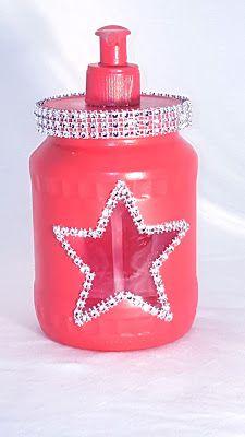 Ötletes Blog: Szappan vagy mosogatószer adagoló befőttes üvegből...