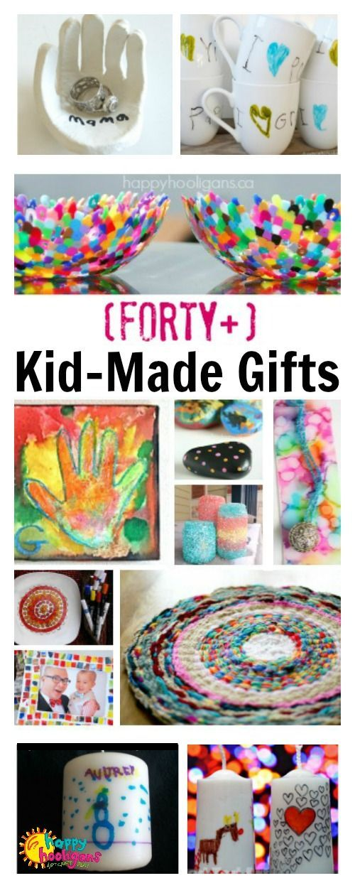 Homemade Gift kids can make that grown ups will really love, use and appreciate - Happy Hooligans #gifts #homemade #handmade #handcrafted #kidscrafts #christmas #mothersday #fathersday