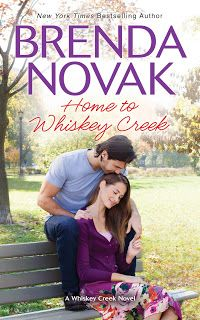 First Page to the Last Book Review: Home to Whiskey Creek by Brenda Novak