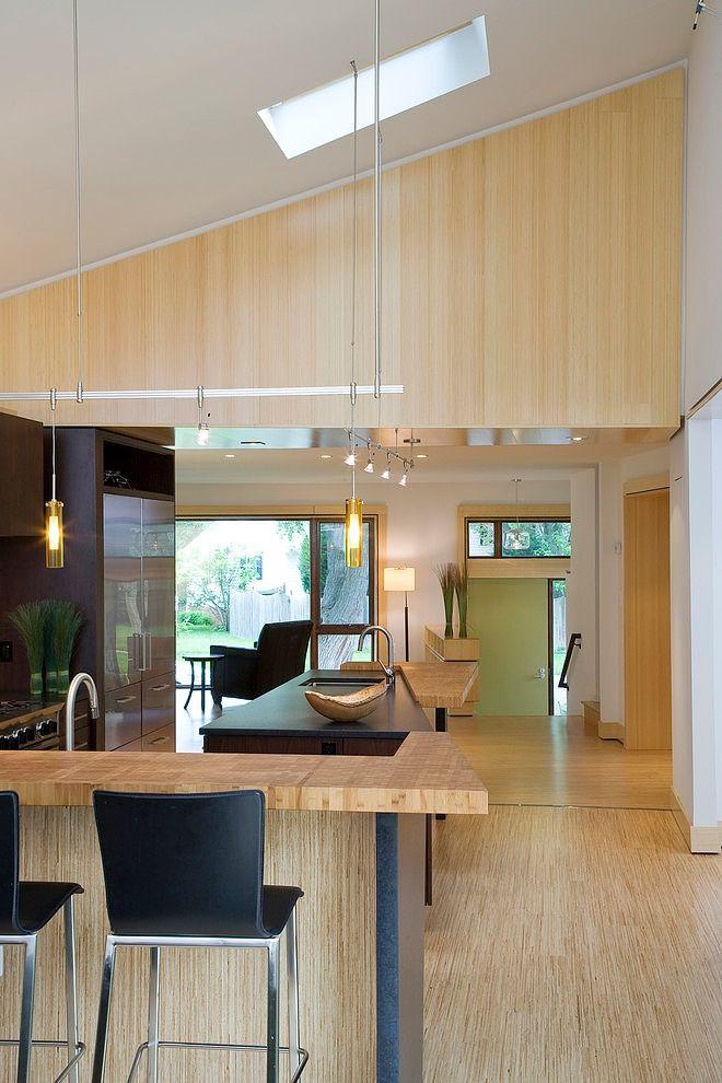 modern kitchen by Gardner Mohr Architects LLC