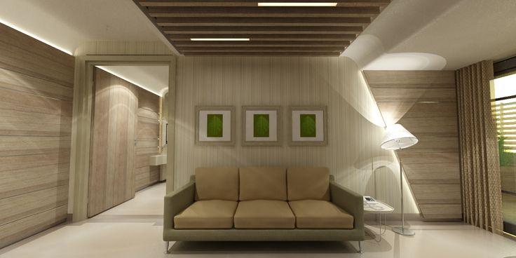 Dogan Hospital interior design