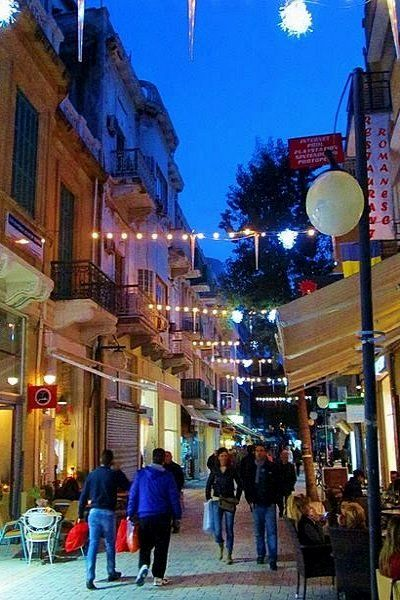 Nicosia: Beautiful Ledra Street, Cyprus