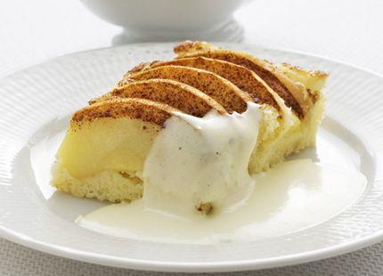 äppelkaka m vaniljvisp, 117