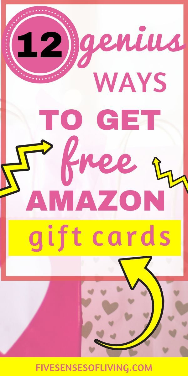 12 Super Easy Ways To Earn Free Amazon Gift Cards Fast Amazon Gift Card Free Free Amazon Products Amazon Gift Cards