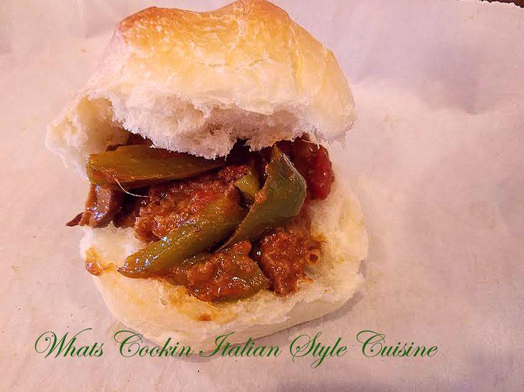 Italian Specialty Sandwich