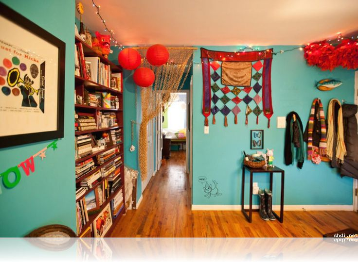 hipster room ideas - Hipster Bedroom Decorating Ideas
