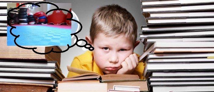 Αν δεν διαβάσεις δεν πας προπόνηση!