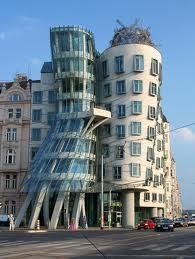Dancing House Praha 2, Czech Republic