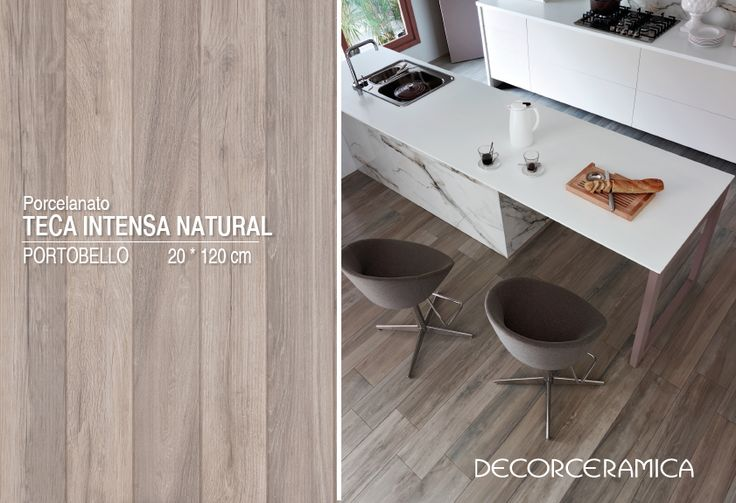 Los estilos madera y mármol se unen para trasladarnos a un ambiente al aire libre. bit.ly/21xYyno
