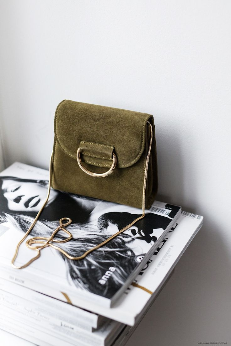 Little Liffner Wildledertasche I Mehr bei viennawedekind.com Damenhandtaschen & -taschen – Clara Smith