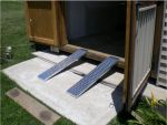Portable Ramps for sheds