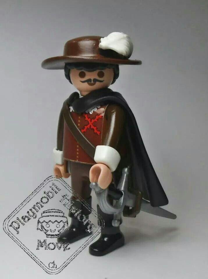 Capitán Alatriste   Playmobil