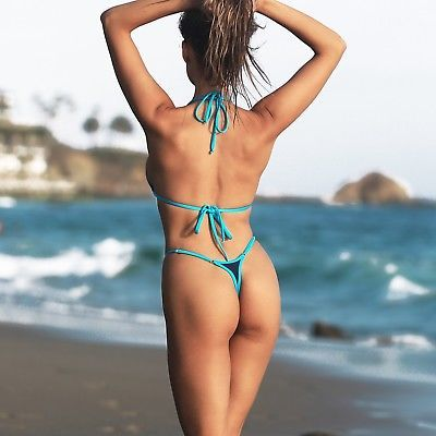 Second life thong bikini