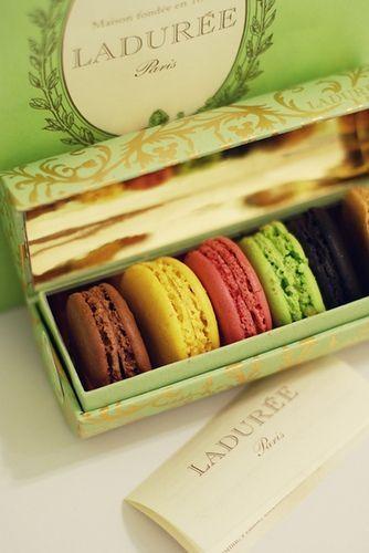 """luvrumcake: """"  Ladurée Paris """""""