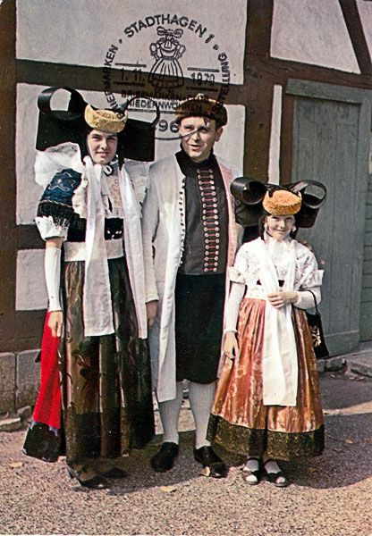 German national costumes