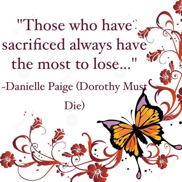 Dorothy Must Die by Danielle Paige