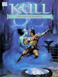 "Cover Thumbnail for Marvel Graphic Novel: Kull ""The Vale of Shadow"" (Marvel, 1989 series)"