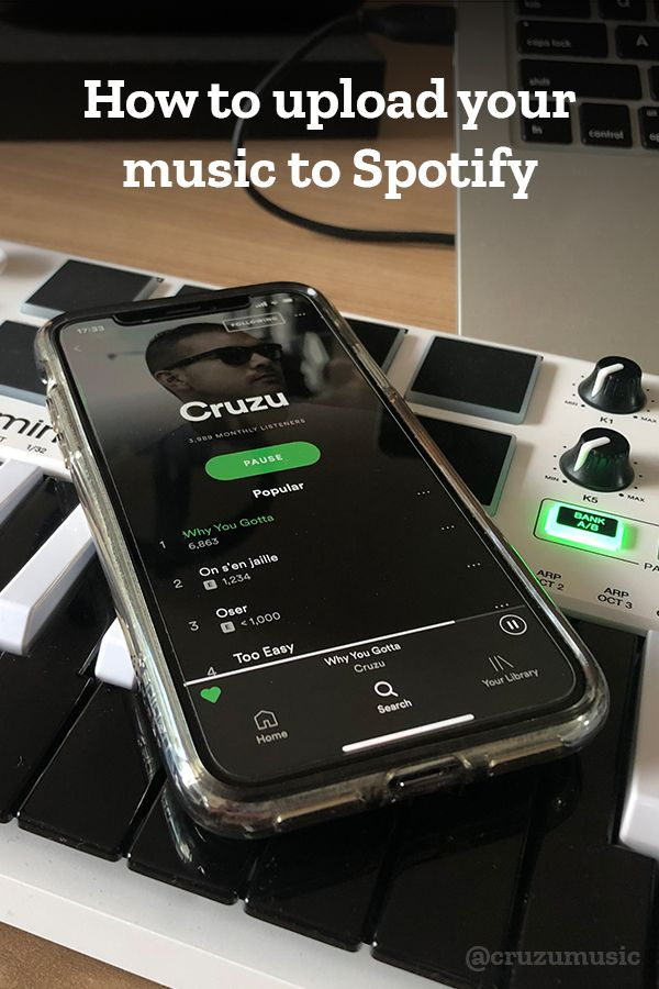 How To Upload Music To Spotify Exclusive Discount Code In 2020 Upload Music Spotify Music