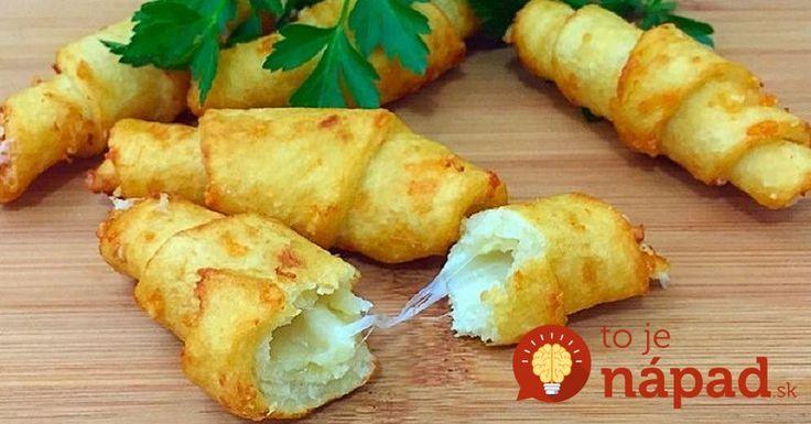 Z obyčajných zemiakov môžete jednoducho a rýchlo vyčarovať perfektnú chuťovku k telke.