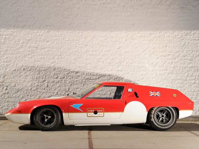 Ruote Rugginose: Lotus Europa Type 47