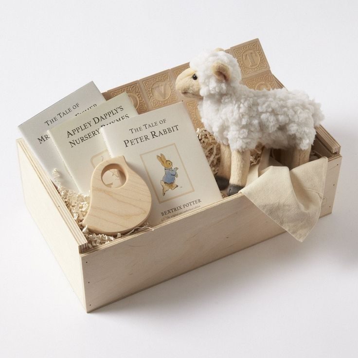 Baby Gift Los Angeles : Ideas about baby gift box on