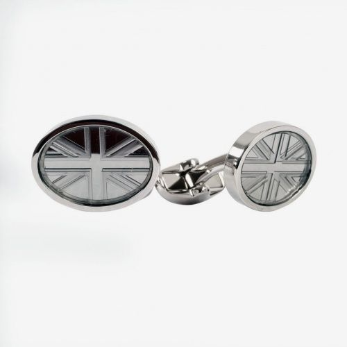 Made in England | Union Jack Cufflinks
