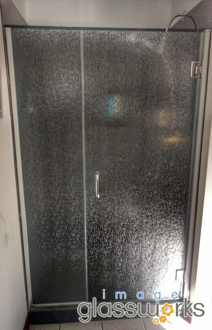 114 Best Frameless Shower Doors Swinging Hinged Images