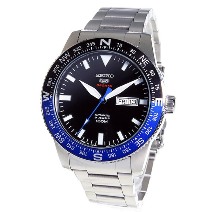 Amazon.com: SEIKO 5 SPORTS Automatic Mens Watch SRP659J1 Made in Japan: Watches | @giftryapp