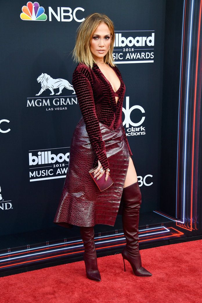 The Best Fashion On The 2018 Billboard Music Awards Red Carpet