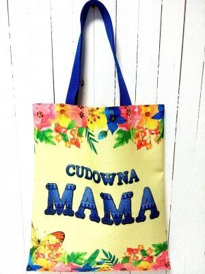 Torba na zakupy dla Cudownej Mamy