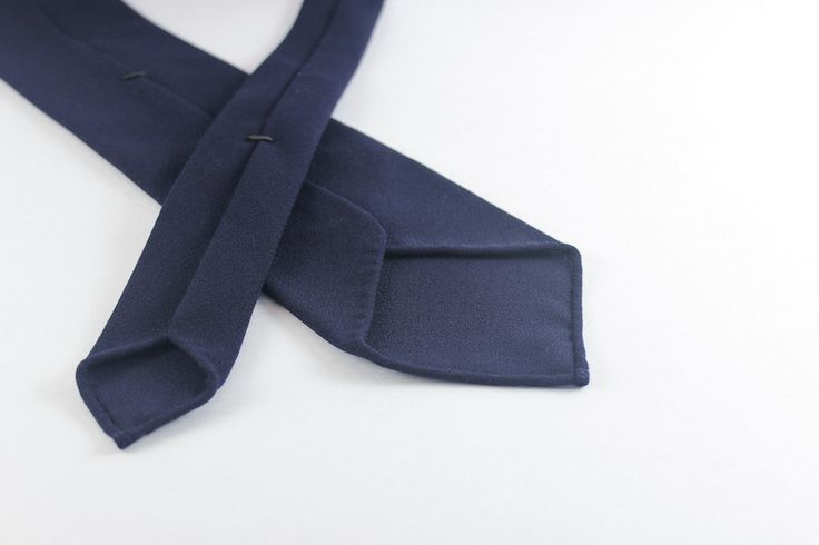 The Ultimate Navy Tie (Fall) - By Vanda Fine Clothing