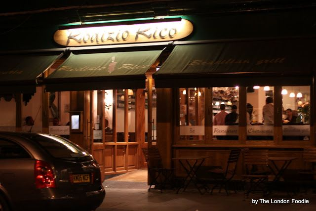 The London Foodie: London's Best Rodizio Restaurants