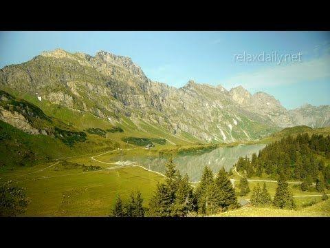 Relaxing Piano Background Music Instrumental - Switzerland - relaxdaily N°054 - YouTube