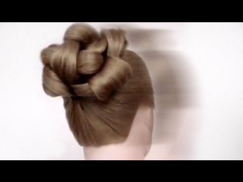 How To do a Quick and Pretty Updo- this may by one of my most favorite video- tutorials!