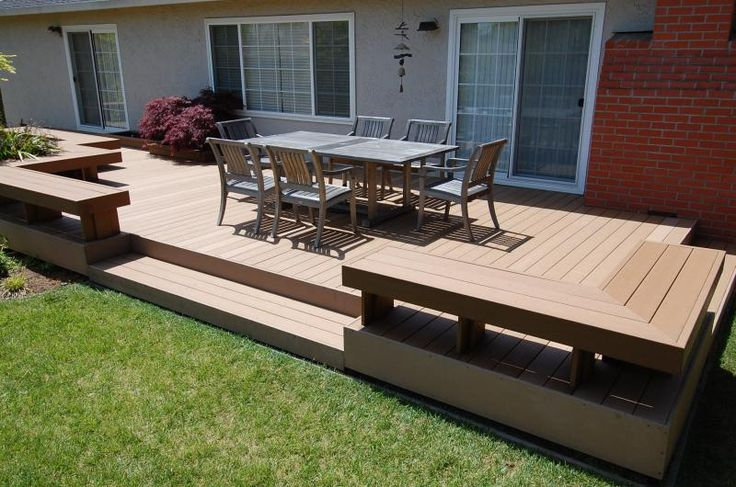 Trex deck cupertino 95014