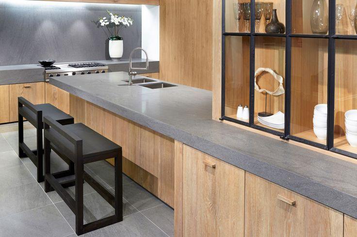Keuken Design Met Cachet : Tijdloze keuken met unieke stijl - Tinello ...