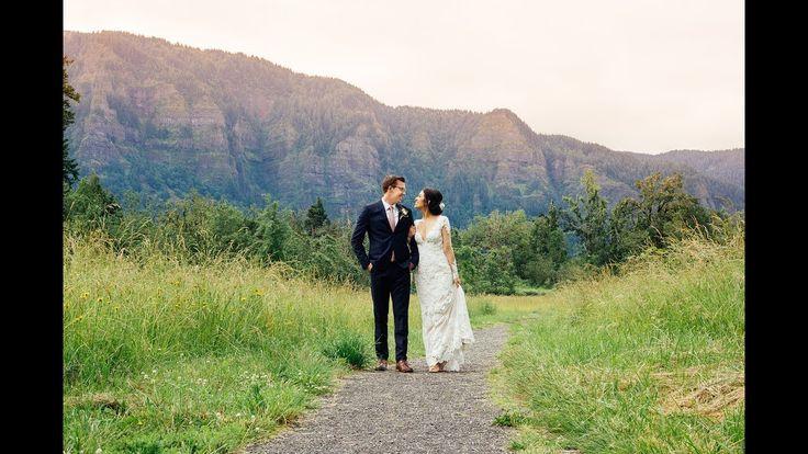 Audrey + Skyler // Washington Wedding Video