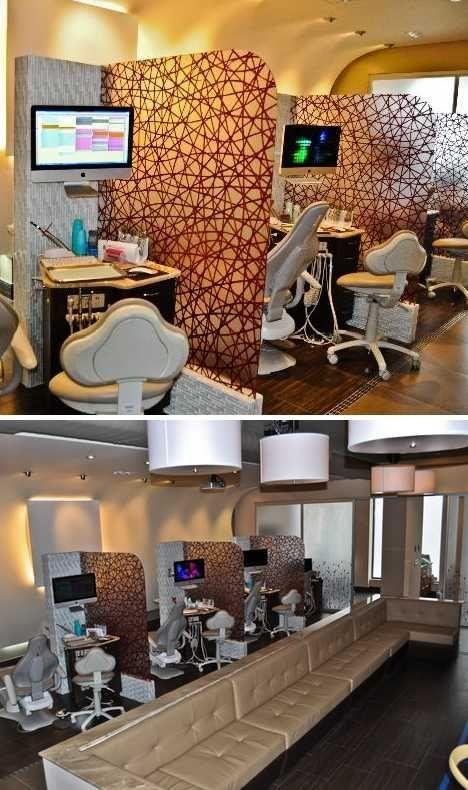 Самые креативные стоматологические клиники мира