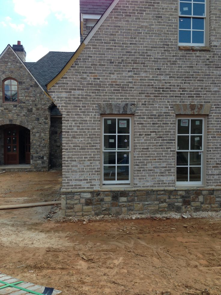 17 best images about brick stone for wind swept on for New home options