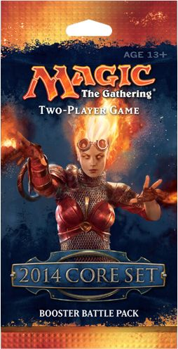 Magic the Gathering - 2014 Booster Battle Pack by Wizards of the Coast