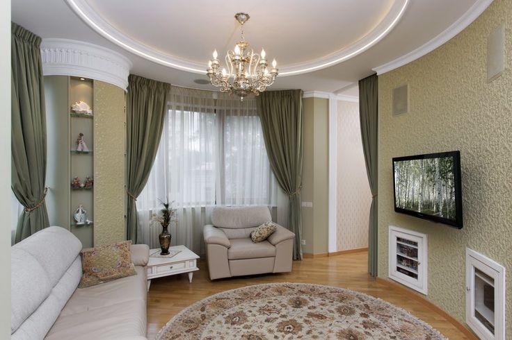 Современная классика: интерьер квартиры в Москве