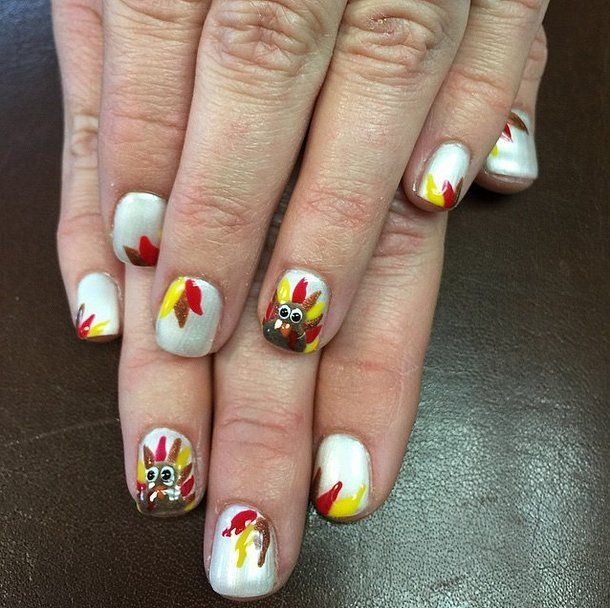 Amazing What Does Nail Fungus Look Like Symptoms Thick Shiny Gold Nail Polish Rectangular How To Keep Nail Polish From Chipping How Do You Do Nail Art Old Nail Polish Holder RedTips For Water Marble Nail Art 1000  Ideas About Thanksgiving Nails On Pinterest | Thanksgiving ..