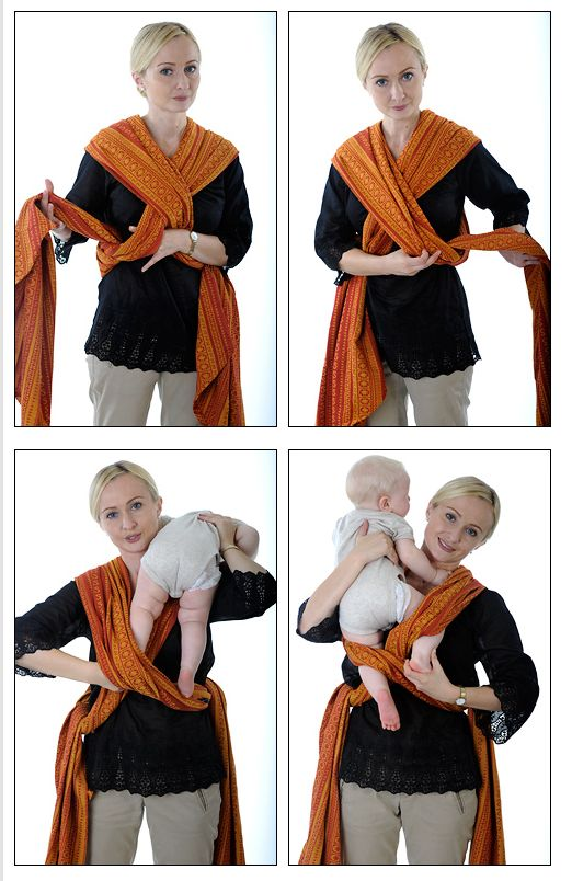 Tying Methods For Baby Woven Wrap Baby Wraps Baby Wearing
