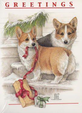 I Can't Wait For Christmas! Christmas #Corgis