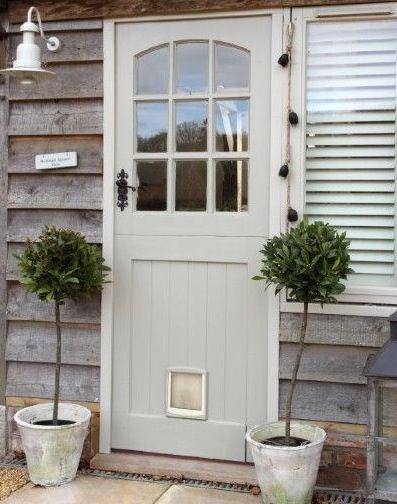 15 best front door images on pinterest cottage front for Cottage back door