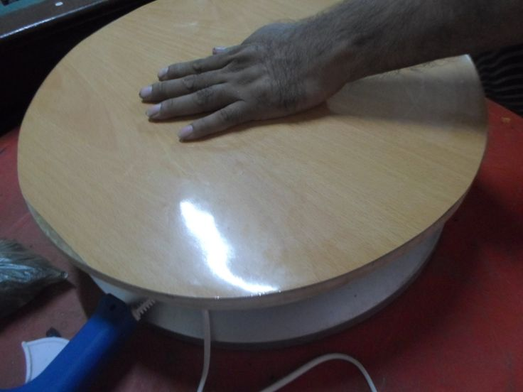 Mesa Giratoria para decoración de tortas(turnable for cake decoration)