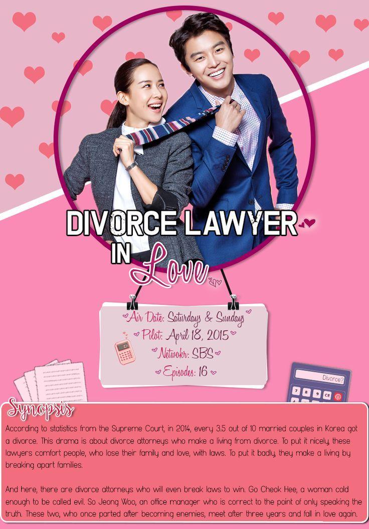 Divorce Lawyer In Love 16 Episodes 2015 Divorce Lawyers