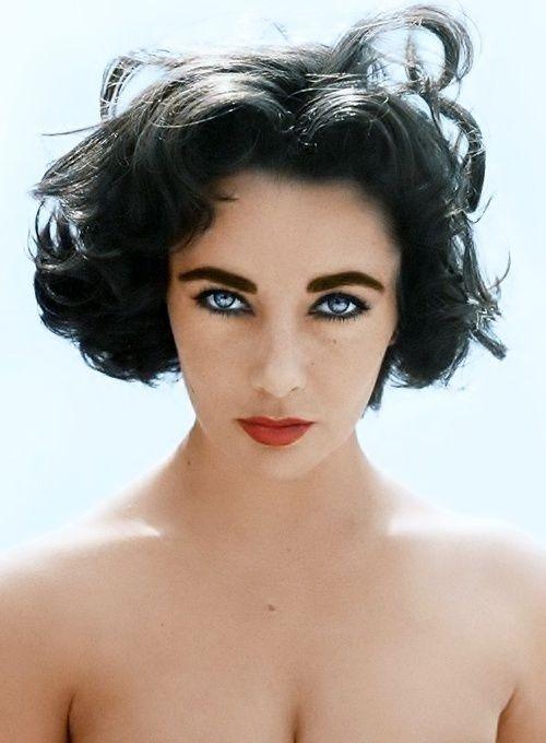 Elizabeth Taylor, Richard Avedon 1956